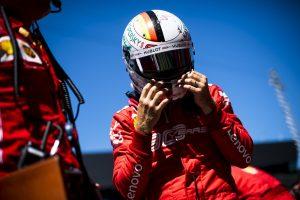 F1 | ベッテル4位「予選のトラブルがなければ表彰台が可能だった。優勝目指してさらに努力し続ける」:フェラーリ F1オーストリアGP