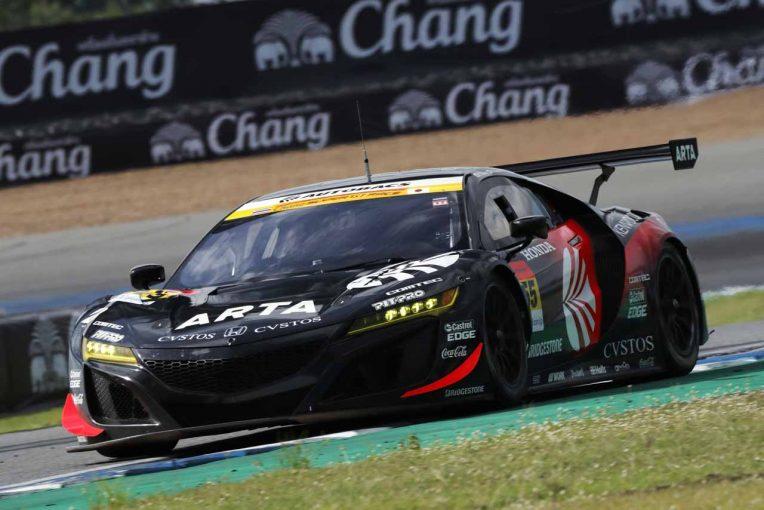 スーパーGT | ARTA NSX GT3 2019スーパーGT第4戦タイ 決勝レポート