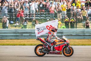 MotoGP | マルケスがMotoGPオランダGPでリヤにソフトタイヤを選んだ理由。「表彰台を獲得することが目標だった」