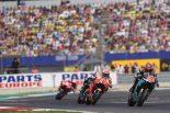 MotoGPオランダGPでフロントにソフトを選び2位獲得のマルケス「表彰台を獲得することが目標だった」