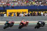 クアルタラロ、MotoGPオランダGPで腕の状態に苦戦しながら一時はトップ走行。「すばらしい瞬間だった」