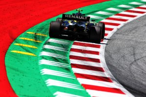 F1 | ヒュルケンベルグ、F1オーストリアGPでのルノーの挙動に当惑。「このサーキット特有の問題であることを願う」