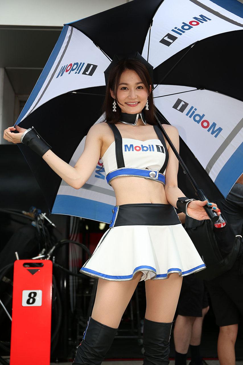 Mobil1 レースクイーン2019