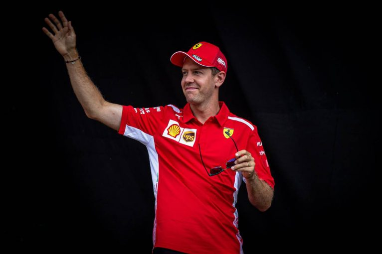 F1 | 「2020年もF1にいるつもりだ」ベッテル、引退報道を一蹴。噂を引き起こした発言の真意も明らかに