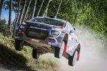 ラリー/WRC | ERC第4戦:クラッシュ続きだった王者が移籍後初勝利。若手有望株ヤリ・フッツネンが2位