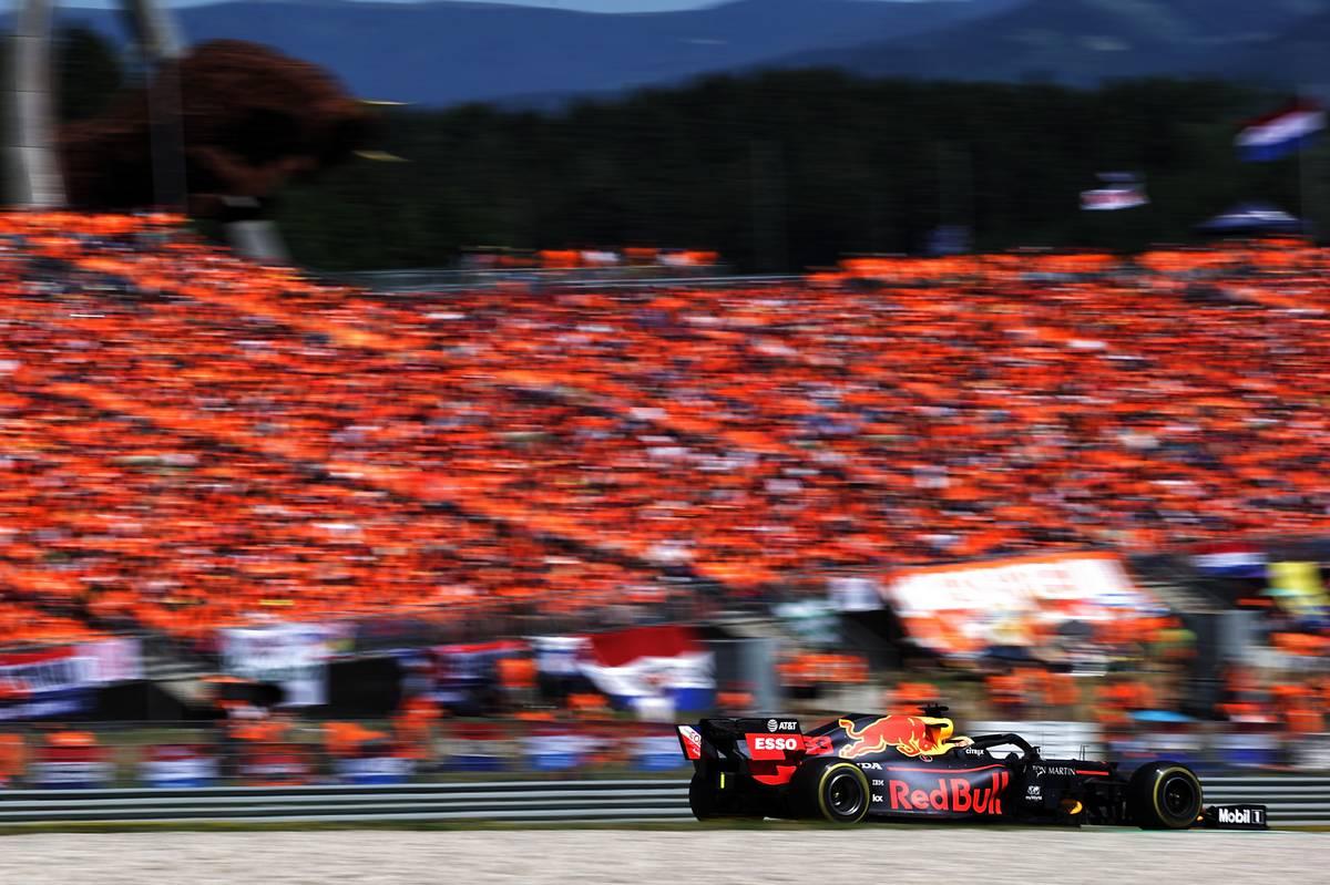 2019年F1第9戦オーストリアGP