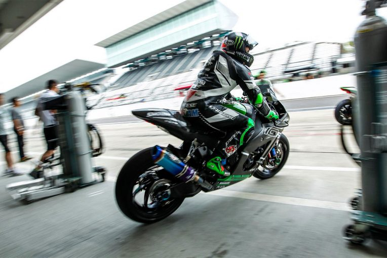 MotoGP | ハスラム、カワサキの26年ぶり鈴鹿8耐優勝に向け手応え。「これまで乗ったなかで最速のバイク」