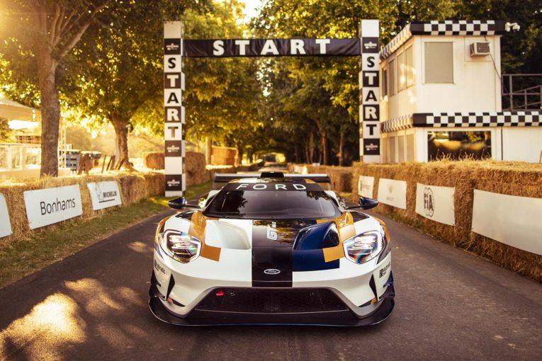 クルマ | その名は『GT Mk II』。フォード、限定45台のサーキット専用モデルをグッドウッドで世界初公開