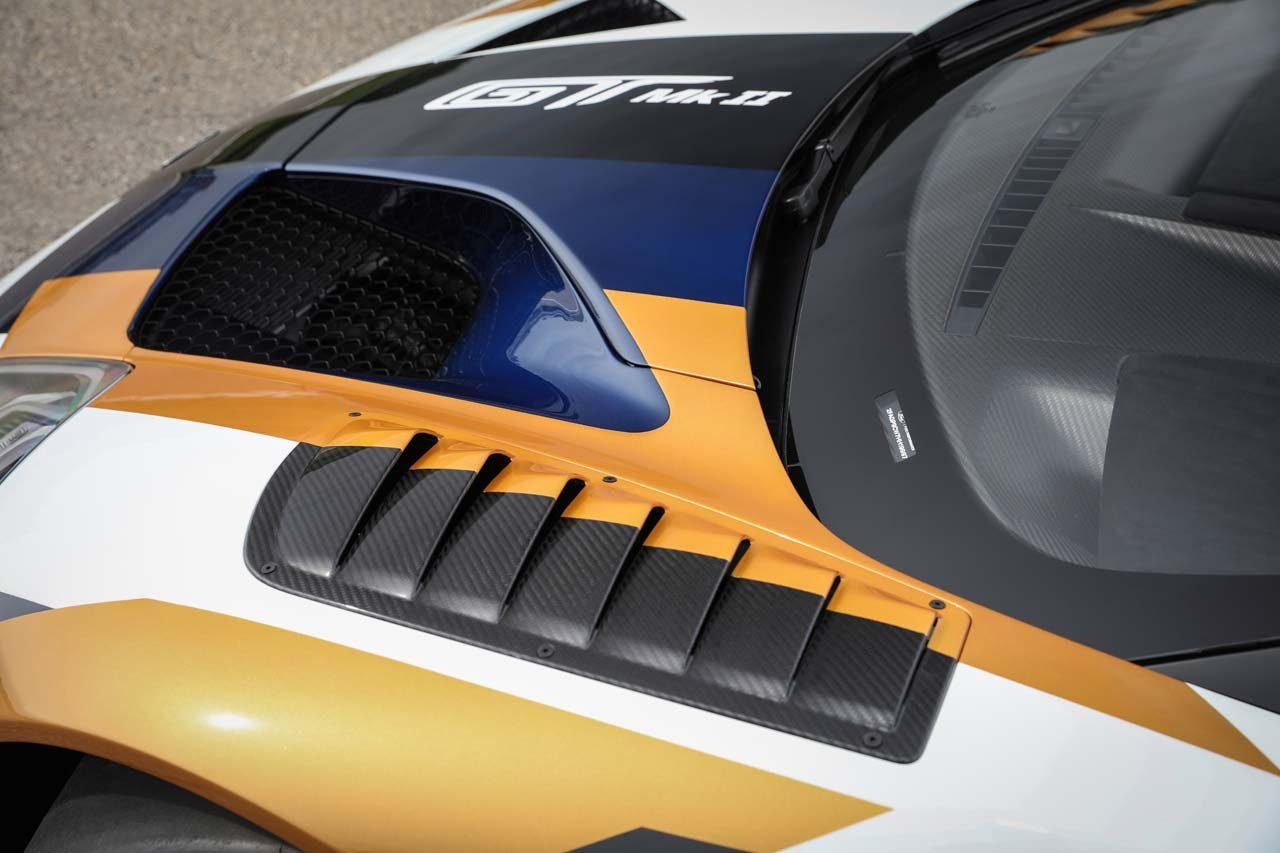 その名は『GT Mk II』。フォード、限定45台のサーキット専用モデルをグッドウッドで世界初公開
