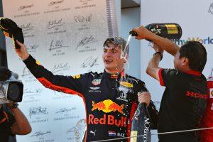 F1 | F1 Topic:写真で振り返る『レッドブル・ホンダ優勝 歴史的1日プレイバック』