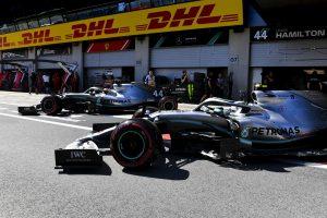 F1 | 惨敗メルセデスF1、今季型W10の基本設計に問題と明かす「タイトなパッケージングを追求し、弱点が生じた」