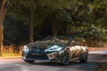 クルマ | グッドウッド・フェスティバル・オブ・スピードで世界初披露されたレクサスLCのコンバーチブルモデル
