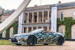 クルマ | レクサス、フラッグシップモデル『LC』のコンバーチブルモデルを販売へ。試作車を世界初披露