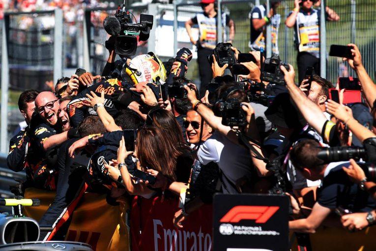 Blog | 【ブログ】興奮と感動のオーストリアGP。フェルスタッペンの優勝にもらい泣き/F1自宅特派員