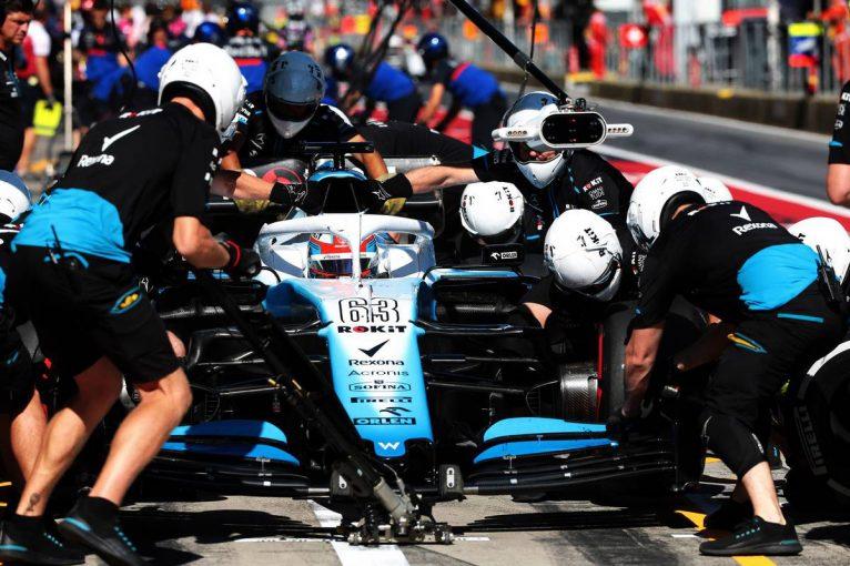 F1   ウイリアムズF1、パディ・ロウ離脱に伴い技術スタッフの拡大を検討。サマーブレイクまでに複数のアップデート投入も