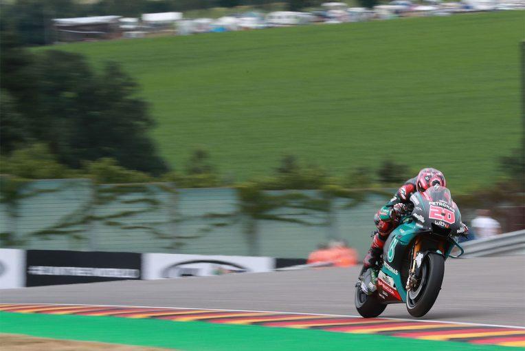MotoGP   【タイム結果】2019MotoGP第9戦ドイツGPフリー走行1回目