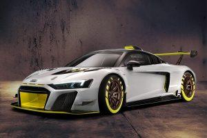 ル・マン/WEC | アウディ、グッドウッドでGT2カテゴリー向けの新カスタマー向け車両『R8 LMS GT2』をお披露目