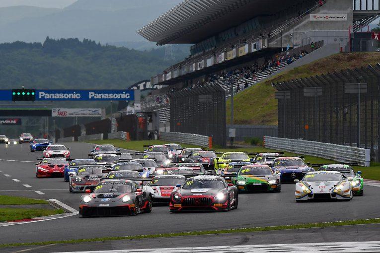 ル・マン/WEC | GTワールドチャレンジ・アジアの2020年カレンダー発表。韓国に代わりタイで開催へ
