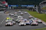 ブランパンGTワールドチャレンジ・アジア富士レース2のスタート