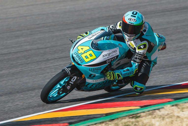 MotoGP   【順位結果】2019MotoGP第9戦ドイツGP Moto3クラス決勝
