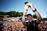 F1 | SNS特集F1オーストリアGP:フェルスタッペンが劇的な今季初優勝、母国オランダも興奮の渦に