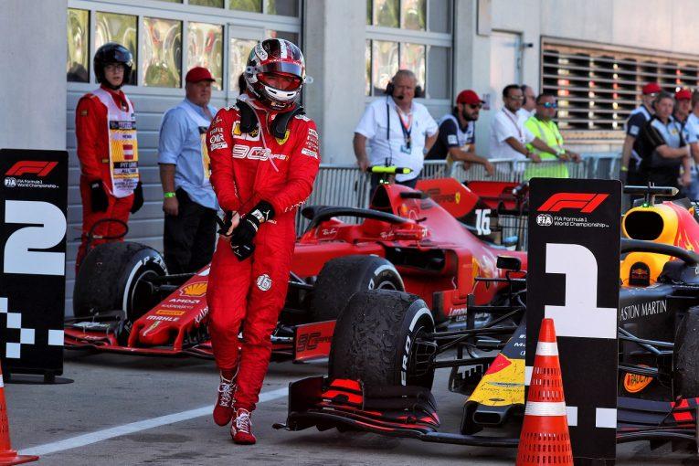 F1 | 裁定で敗北続くフェラーリが不満示す「ペナルティに一貫性がなく、不公平な印象をファンに与える」