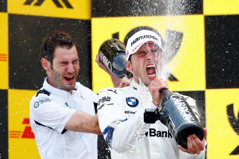 海外レース他 | DTM第4戦ノリスリンク:レース2はシュペングラーが2年ぶりに制し、ノリスリンク最多勝を更新
