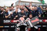 SBK第8戦イギリス トム・サイクス( BMWモトラッド・ワールドSBKチーム)