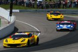 この週末はスピードが不足したコルベット・レーシングのシボレー・コルベットC7.R