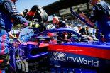 F1 | F1オーストリアGPでは親チームのレッドブルと明暗。熾烈な中団争いでコンマ数秒遅れは命取り/トロロッソ・ホンダF1コラム