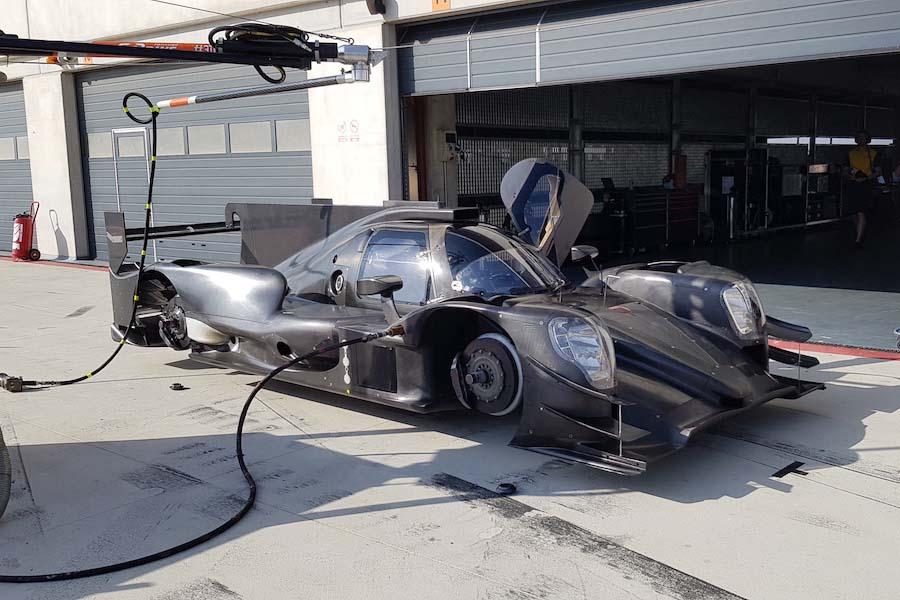 WEC:レーシングチーム・ネーデルランド、オレカと初テスト実施。2019/20年はグッドイヤー使用か