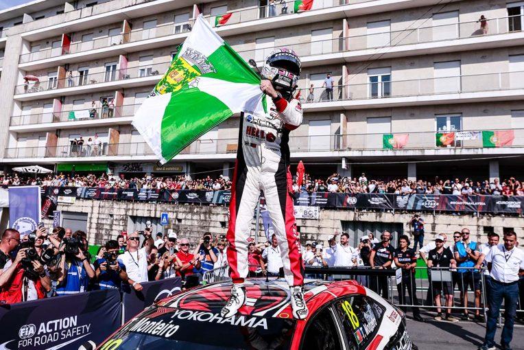 海外レース他 | WTCRポルトガル:ホンダのモンテイロが怪我から復帰後初優勝「最後の1周半は感情が揺さぶられた」