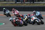 "MotoGP | 初開催の電動バイクレースMotoEは赤旗終了の""幕開け""。ドイツGPで23歳フィンランド人ライダーが初ウイナーに"