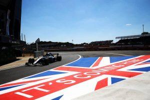 F1 | 2019年F1第10戦イギリスGP、TV放送&タイムスケジュール