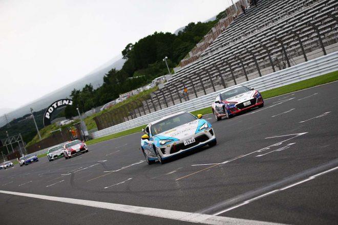 水谷大介(GR Tokyo Racing 86)