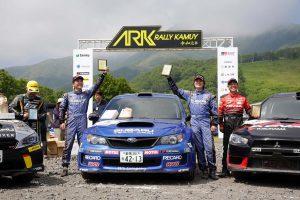 ラリー/WRC | 全日本ラリー第6戦:新井大輝が2019年シーズン2勝目。総合2位に鎌田が続きスバルがワン・ツー