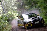 ラリー/WRC | 総合2位に食い込んだ鎌田卓麻/鈴木裕(スバルWRX STI)