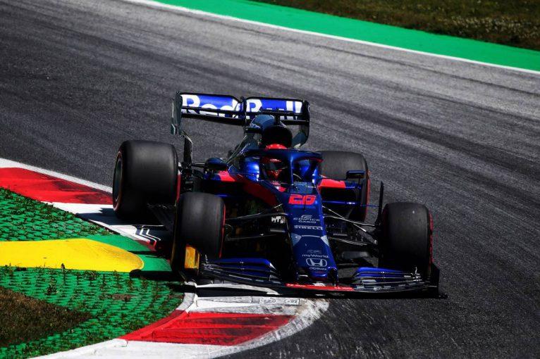 F1 | 「シルバーストンは、初めてトロロッソのF1マシンをテストした場所」クビアト、思い出のコースで改善目指す
