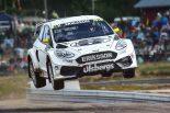 ラリー/WRC | 世界ラリークロス第6戦:フォード操るスポット参戦ドライバー、エリクソンがシリーズ初優勝