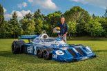 """伝説の6輪F1カー、ティレルP34が""""ミスター・ミナルディ""""とともにSUZUKA Sound of ENGINE 2019に登場"""