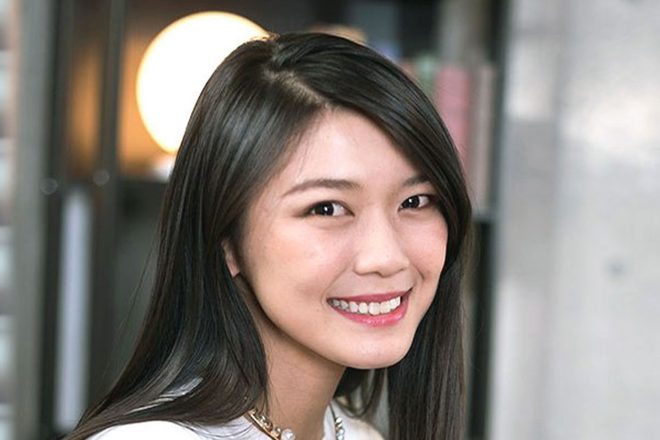 元TOYOTA GAZOO Ladyの杉山愛奈さん