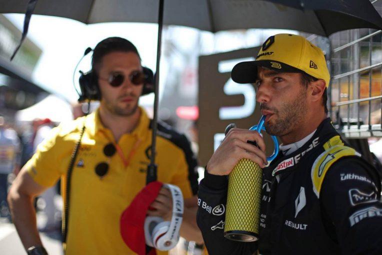F1 | グランプリのうわさ話:リカルド、フェラーリ入りの可能性を打ち消し、ルノーへの忠誠をアピール