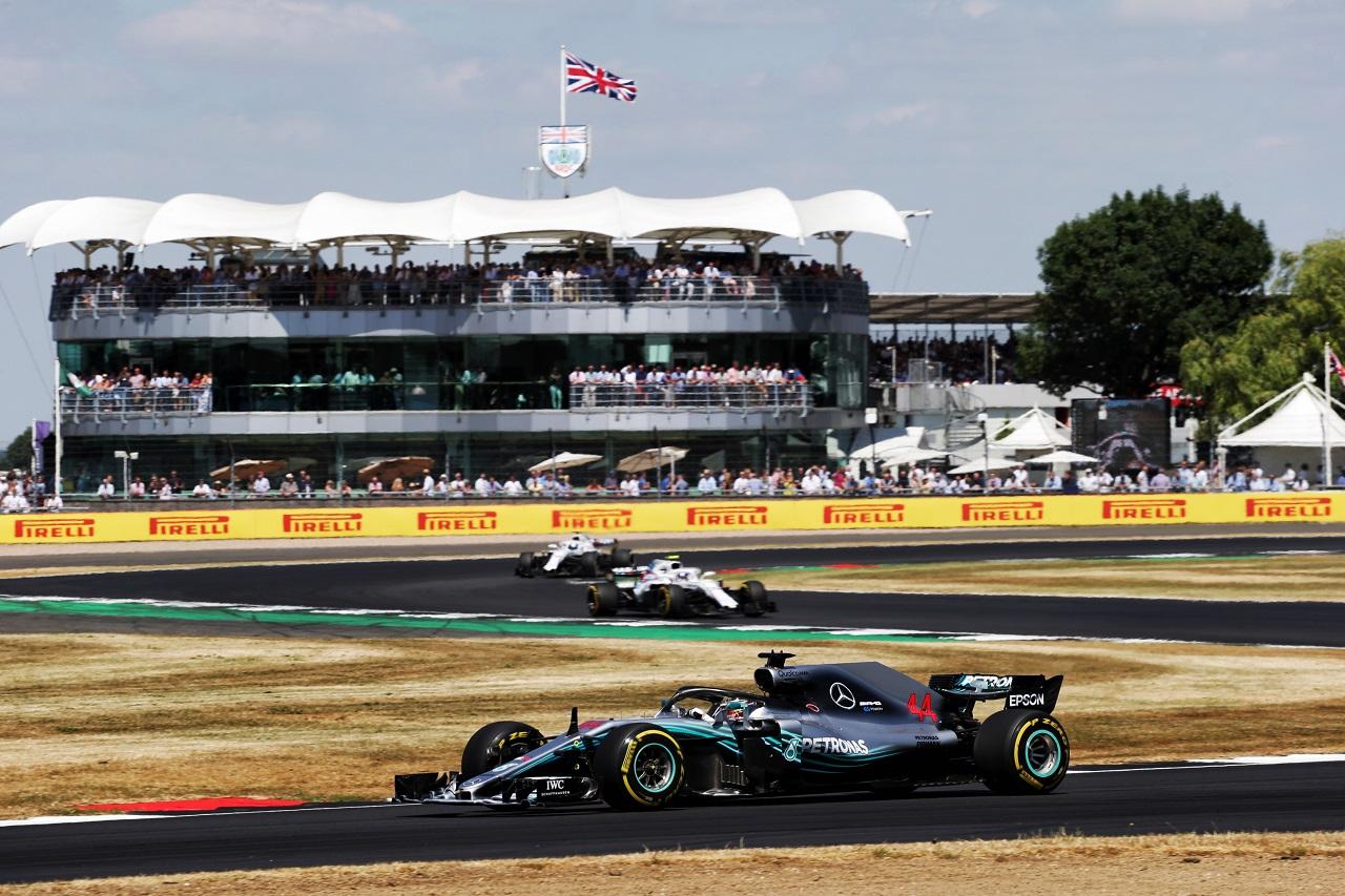 シルバーストンでのF1イギリスGP、開催継続が確定。2024年までの新契約 ...