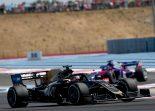 2019年F1第8戦フランスGP ロマン・グロージャン(ハース)