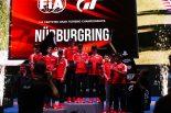 自動車メーカーを代表して戦うマニュファクチャラーズカップではトヨタ陣営が勝利