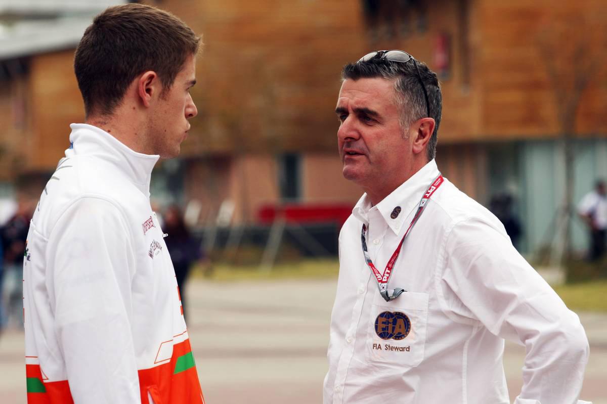 2012年F1第16戦韓国GP マーティン・ドネリー
