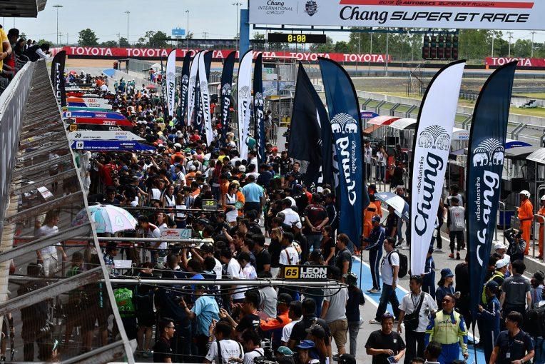 スーパーGT   スーパーGT、2020年の開催予定スケジュールを発表。夏はタイとマレーシアのアジア戦で東京オリンピックを考慮