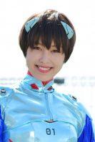 レースクイーン | 杉原枝利香(エヴァンゲリオンレーシングRQ2019)