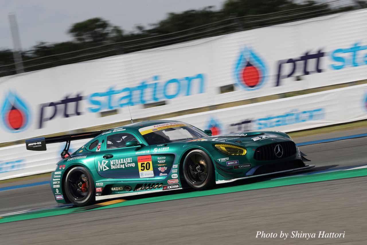 Arnage Racing 2019スーパーGT第4戦タイ レースレポート