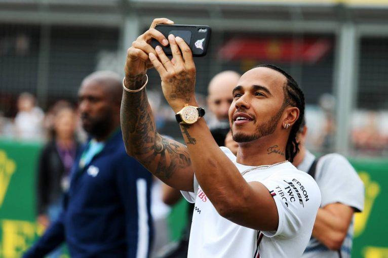 F1 | F1第10戦イギリスGP木曜会見:シルバーストンの開催継続にハミルトンたちが歓迎のコメント。「契約が更新されて本当にうれしい」